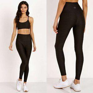 Beyond Yoga Influx High Waist Textured Leggings